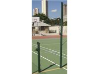 Eq.04 Poste de Tênis - Eq. Poste de Volley