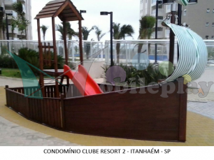 Condomnio Clube Resort 2 - Itanham - Sp