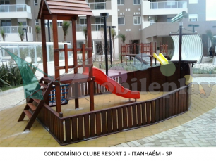 Condomnio Clube Resort 2 - Itanham - Sp2